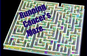 Surviving the Storm: Running Cancer's Maze