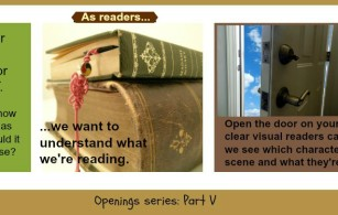 Openings Part Five: Clarity