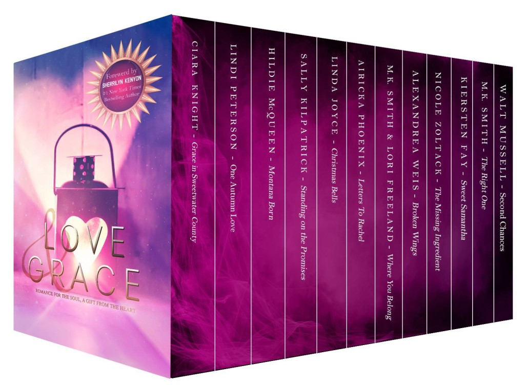 love and grace new cover