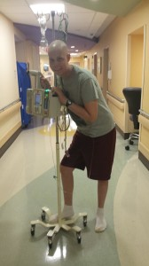 Riding the IV