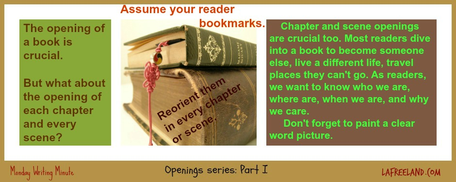 Opening Part 1 Bookmarks